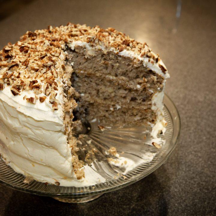 The Perfect Hummingbird Cake Recipe