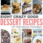 Marvelous Mondays 100 + Dessert Recipes