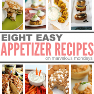 Marvelous Mondays 99 with Appetizer Recipes