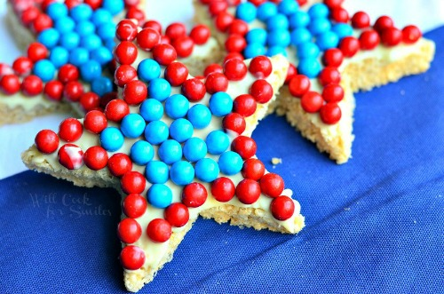 Over 25 Fourth of July Sweet Treats on This Gal Cooks