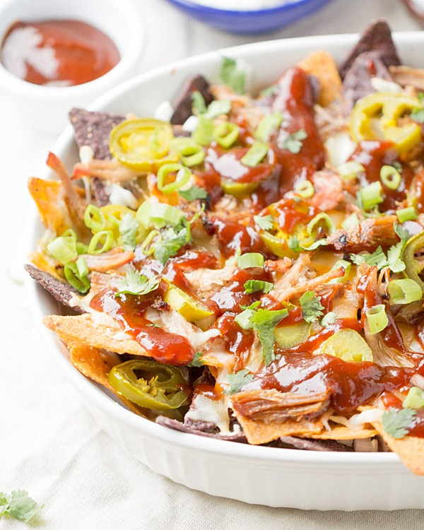 pulled pork bbq nachos3