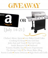 Grill Giveaway