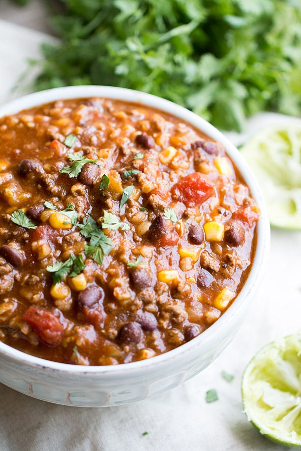 Slow cooker tex mex soup this gal cooks slow cooker tex mex soup on this gal cooks forumfinder Choice Image