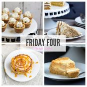 Friday Four 1: Pumpkin Recipes + Life
