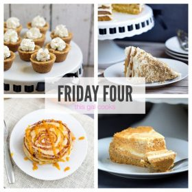Friday Four 1 on This Gal Cooks