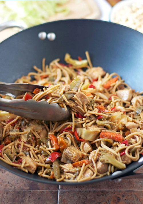 Hot-and-Sour-Noodles-with-Peanut-Chicken-Recipe-2