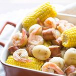 Low Country Boil. A simple one pot meal that will feed a crowd! | This Gal Cooks