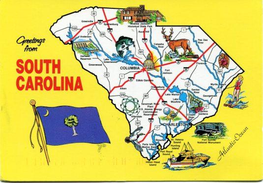 usa-south-carolina-map