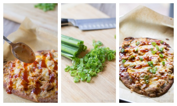 Baked Pizza Toppings