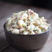 Creamy Bacon Ranch Pasta Salad6