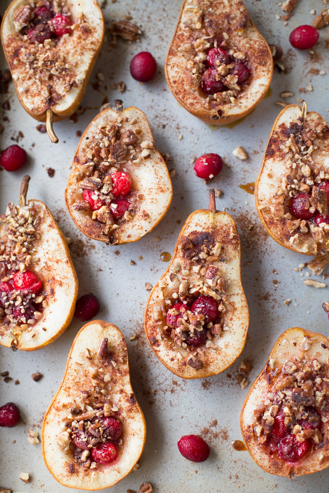 Easy baked pear dessert recipes