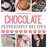 Over 40 Chocolate Peppermint Recipes
