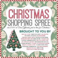 Christmas Shopping Spree – $500 Visa Gift Card Giveaway