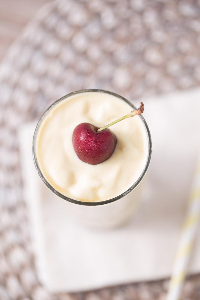how to make non alcoholic pina colada smoothie