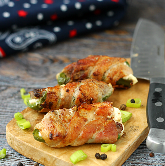 Steak Stuffed Jalapenos | Call Me PMc