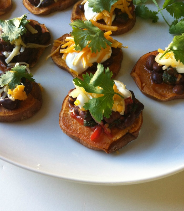 Sweet Potato Rounds | A Cedar Spoon