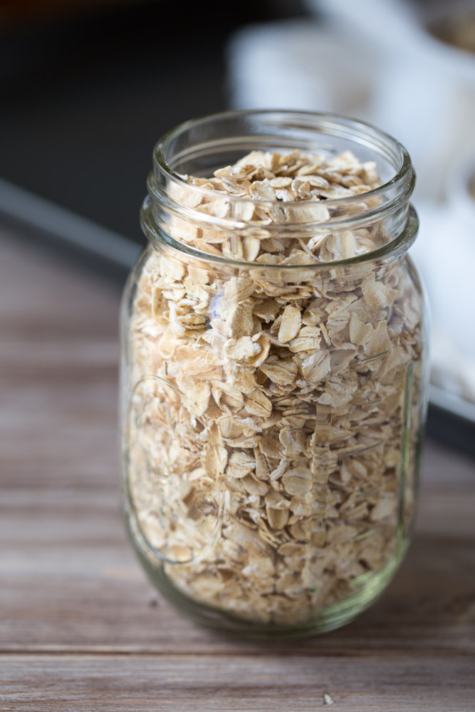 Homemade Maple Brown Sugar Oatmeal | This Gal Cooks