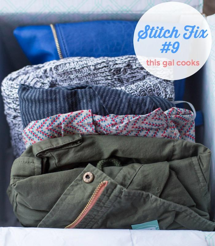 Stitch Fix 9 | This Gal Cooks