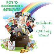 Pot O' Cookbooks Giveaway