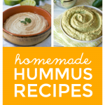 Over 40 simple Homemade Hummus Recipes that you can make in the comfort of your own home! | This Gal Cooks