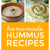 Over 40 Homemade Hummus Recipes