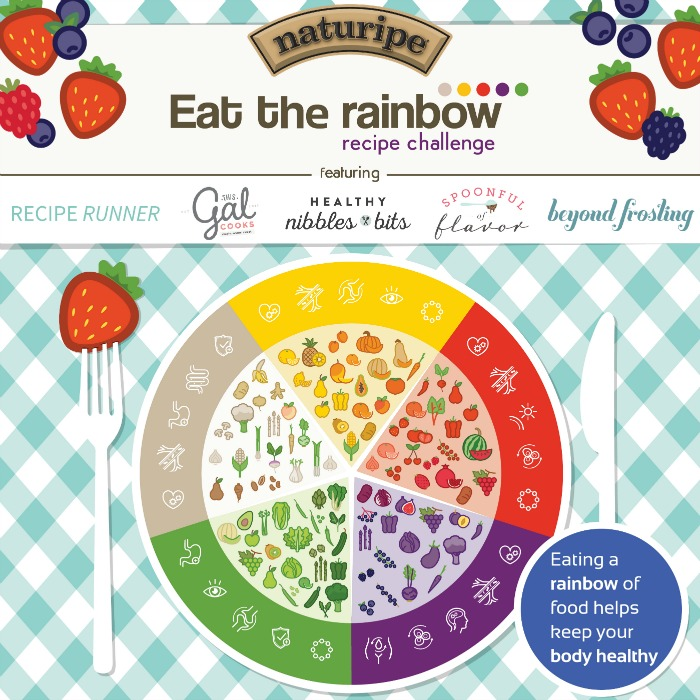 #EatTheRainbow Challenge | This Gal Cooks