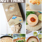 5 Dips That Are Perfect for Nut Thins