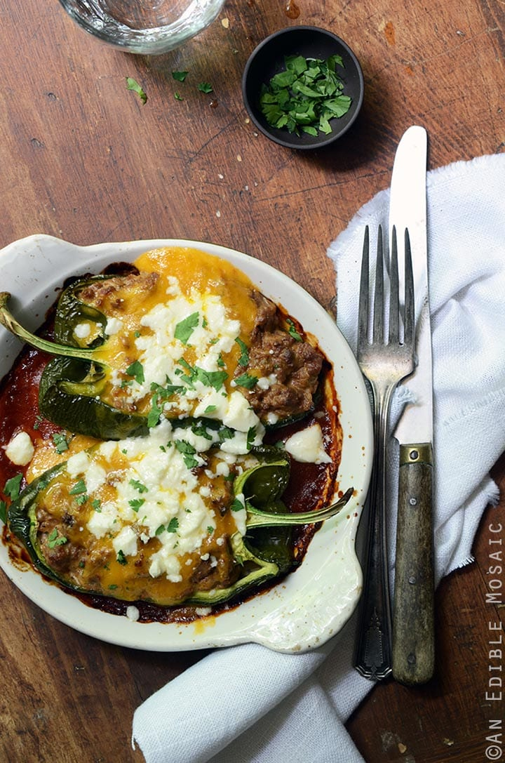 cheesy-beef-stuffed-poblano-peppers-with-easy-roasted-tomato-chili-sauce-1