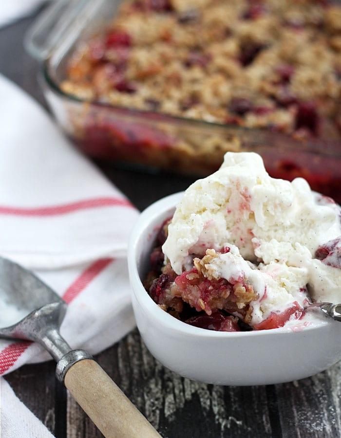 Cranberry Dessert Recipes (Over 20!) | This Gal Cooks