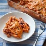 Super Simple Beef Ricotta Pasta