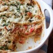 King Ranch Chicken Casserole  (from The Southerner's Cookbook)