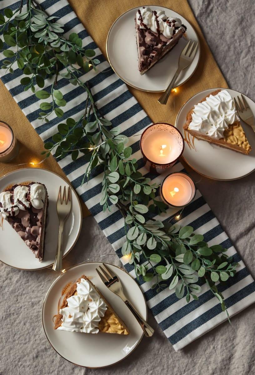 Edward's Pies Hershey's Chocolate and Pumpkin Creme