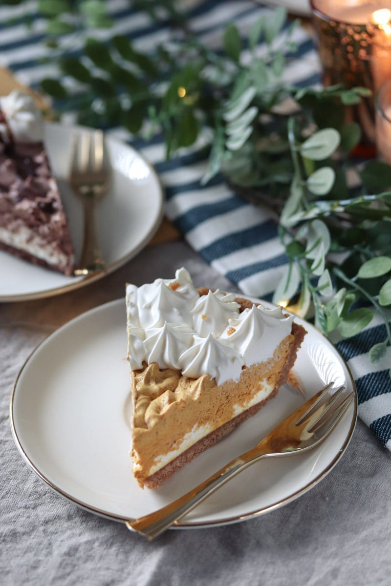 Edwards Pumpkin Crème Pie