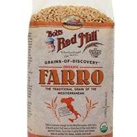 Bob's Red Mill Organic Farro Grain, 24 Ounce (Pack of 4)