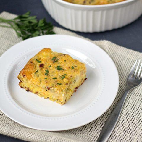 Breakfast Egg Bake Casserole
