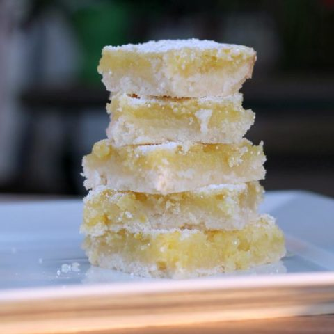Recipe: Oh So Lemon Bars