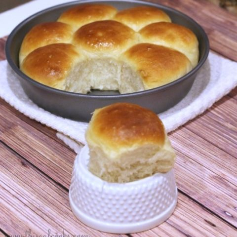 Recipe: Honey Butter Dinner Rolls