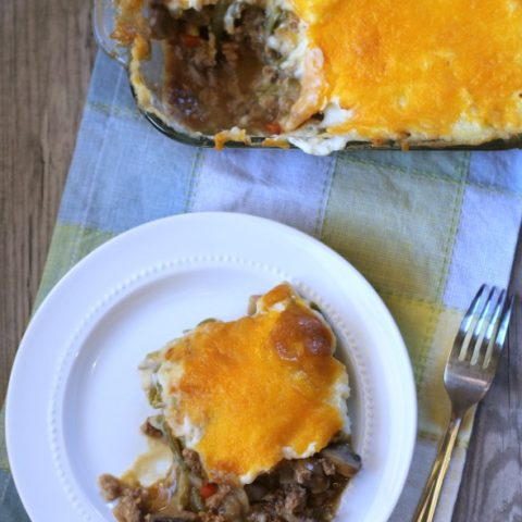 Recipe: Guinness Turkey Shepherds Pie