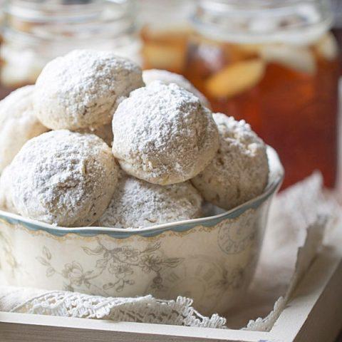 Lemon Poppyseed Tea Cookies + Summer Tea Time