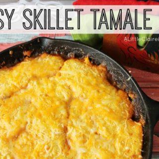 Easy Skillet Tamale Pie