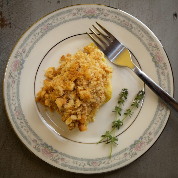 one-serving-of-squash-casserole