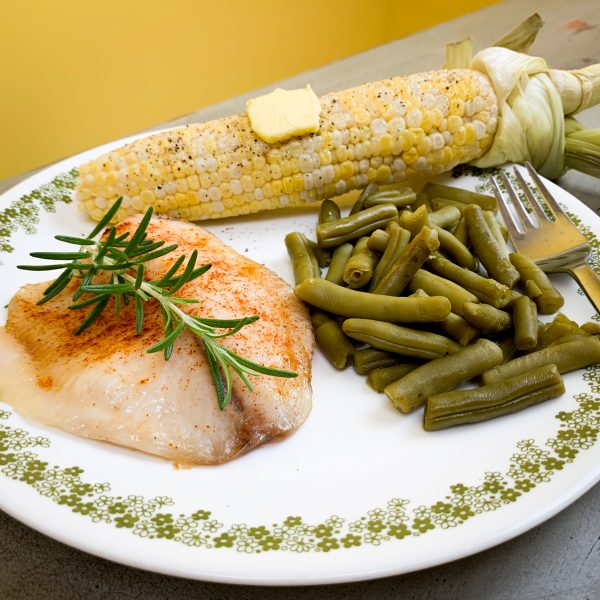 oven-roasted-corn-on-the-cob-with-green-beans